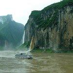 Foto de Sanwei Mountain Scenic Resort
