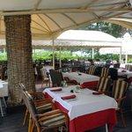 Restaurant Dalmacija-terrace
