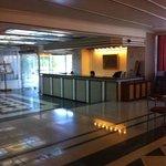 hall hotel Oscar athens