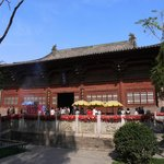 Dacheng Hall of Confucian Temple