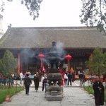 Feng Mountain Temple