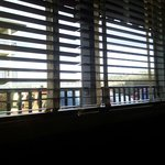 view from my table
