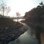 Pungam Reservoir