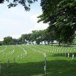 Американское кладбище и мемориал в Маниле