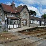 local station..2 min walk