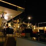 Evening Dinner/Bar area