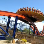 The EDGE & Cobra coasters in Paultons Park (63989288)