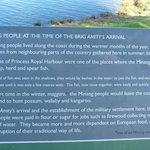 Sign at the Brig Amity