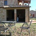 terrace and loggia