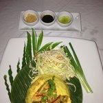 Chicken Pad Thai was delicious!
