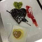 Torta al cioccolato - San Valentino