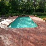 Sauberer Pool