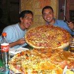 Pizza 3-4 personnes