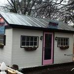 the Floyd street sugar shack