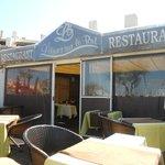 Restaurant l'olivier sur le port