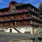 Hotel Gasthof Hirschen Schwarzenberg - kunst.hotel nach waelder.art