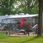 Berkshire Lake Campground Foto