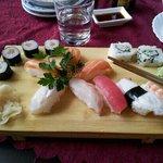 menu sushi ;)