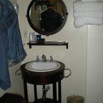 Lavabo pour les chambres sans salle de bain