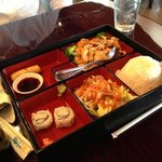 teriyaki chicken bento box lunch special