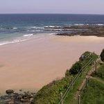 Alrededores. Playa de Bretones.Pendueles
