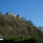 View of Sterling Castle from the B&B