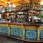 Beautifully restored bar