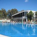 Beverley Park poolside