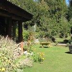 El jardin del quincho
