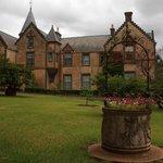 Overnewton Castle