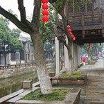Huishan old town