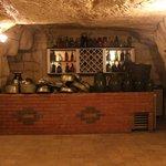 cellar downstairs