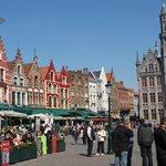 Bruges Day Trip - Markt Square