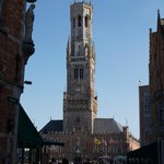 Bruges Day Trip - Bell Tower