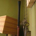 Pequeños detalles en la casa de té Equs