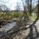 Walking Path at Glasbern