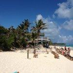 Sandy Toes, Rose Island