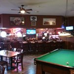 Full Bar,TV's, Free Pool