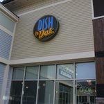 Dish n Dat outside