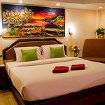 Comfortable 5 star bedding