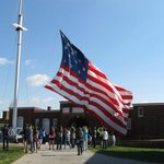 Changing of the Flag - Fort McHenry