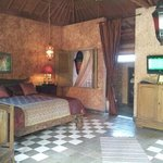 our lovely romantic rooms