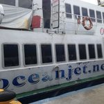 Ocean Jet from Cebu to Tagbilaran