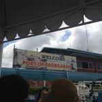 The Tagbilaran Port