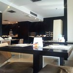 Nice Airy Modern Restaurant