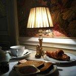 tavolo da colazione