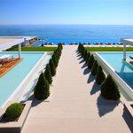 Foto de Cavo Olympo Luxury Hotel & Spa