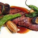 Grilled Marinated Prime Skirt Steak