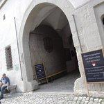 etrance of Rothenburg Historical Vaults