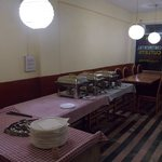 Dinning Hall with Buffet